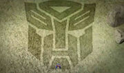 Autobot Logo (Decepticons Attack)