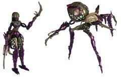 Beast Machines Blackarachnia Toy
