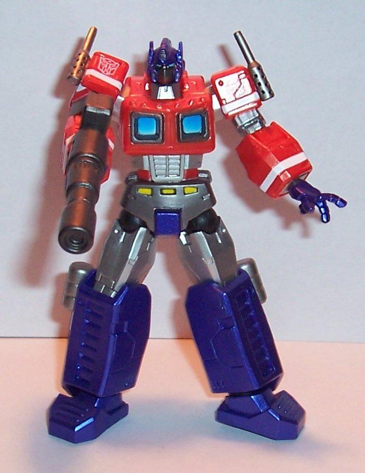 Transformers G1 Parts 1988 OPTIMUS PRIME suspension trailer connector