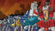 Transformers Universe Cartoon Decepticons