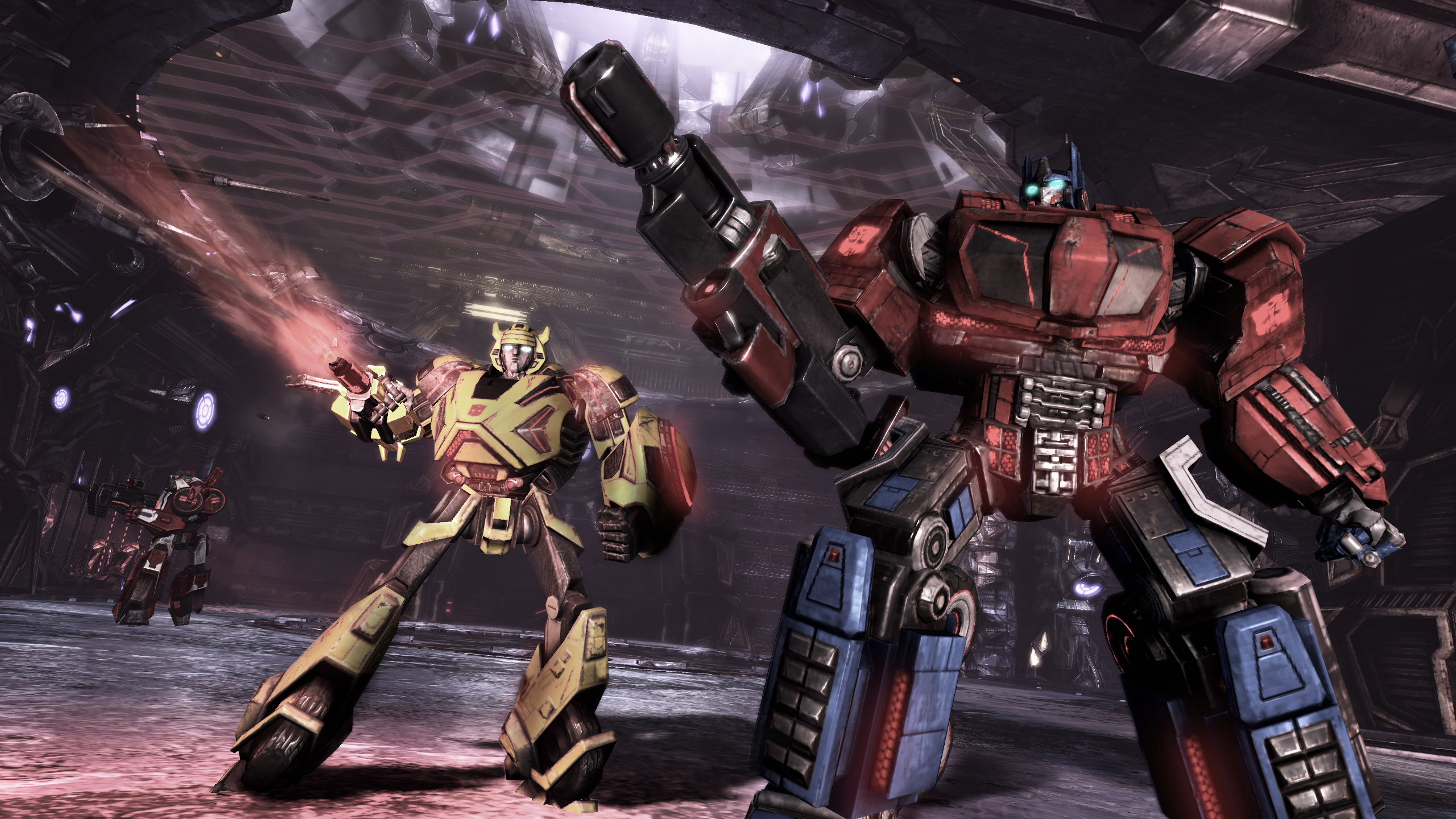 war for cybertron (game) | teletraan i: the transformers wiki