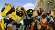 Bee, Grim, and Drift (Enemy of My Enemy)