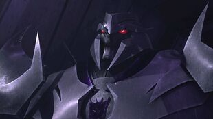 Armada screenshot Megatron