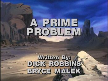 Prime Problem title shot