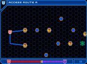 Transformers Glu Map
