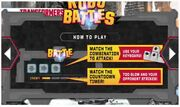 Transformers Robo-Battles Rules