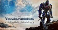 Transformers The Last Knight poster landscape