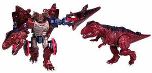 BM T-Wrecks toy