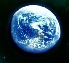 Maa-planeetta