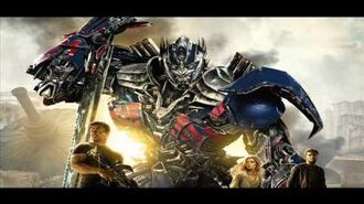 Transformers 4 - The presence of megatron (The Score - Soundtrack)