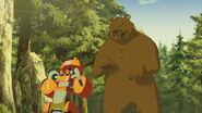 TroubleWithFixit bear meets Fixit