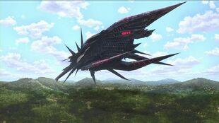 Armada screenshot Nemesis ship