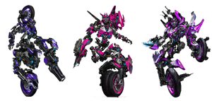 Flare Up Arcee Chromia by LimeWire org