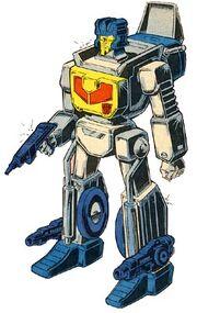 Groove-robotmode