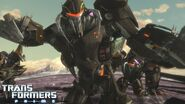 Insecticons in the Middle of Battle