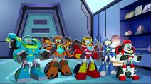 Rescue Bot Recruits (S1E14)