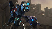 Smokescreen and Ultra Magnus (Predacons Rising)