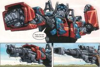 TF Egmont 2010-06 Optimus Prime Shoots