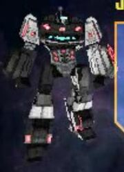War for Cybertron DS Jazz