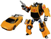 Henkei Sunstreaker toy