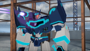 Soundwave in the Fight (Combiner Force)
