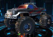Transformers Universe Breakneck Vehicle Mode