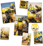 Bumblebee images tab version