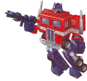 G1 OptimusPrime boxart