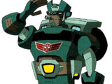 Kup (Animated)