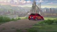 Clawtrap's car mode