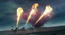 Predacons fire