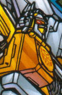 Optimus Prime Spychanger