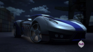 Smokescreen's Car Mode (Season 2)