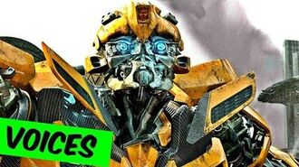 Bumblebee Voice Compare From 1984 To Transformers 5 + Real Voice From Last Knight
