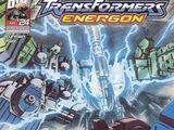 Aftershock (Energon comic)