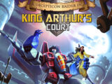 A Decepticon Raider in King Arthur's Court (Legends)
