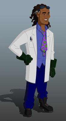 Ezra Greene (Full picture)