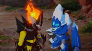 TF RiD Cover Me Glacius Swelter