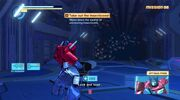 Transformers Devastation The Proudstar Optimus Uses the Turret