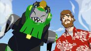 As the Kospego Commands! Denny and Grimlock