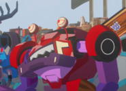 Clampdown in the Scrapyard