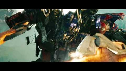 Transformers Revenge of the Fallen Theatrical Trailer