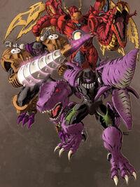 451px-Beastwarsmegatron-thegatheringcover