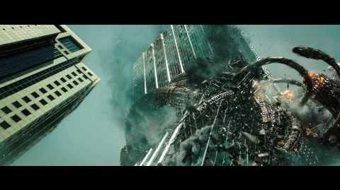 Transformers 3 Dark of the Moon - Official Trailer 2 HD