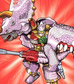 Triceradon-DBcard