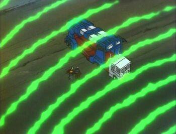 Carnage C-Minor Autobots harmonic attack
