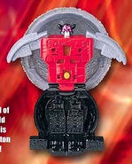 Happymeal Unicron