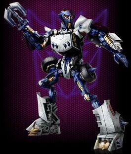 Transformers 2010 Toyline Axor