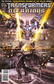 Transformers Nefarious 2