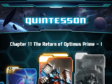 The Return of Optimus Prime - I
